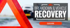 breakdown recovery banner