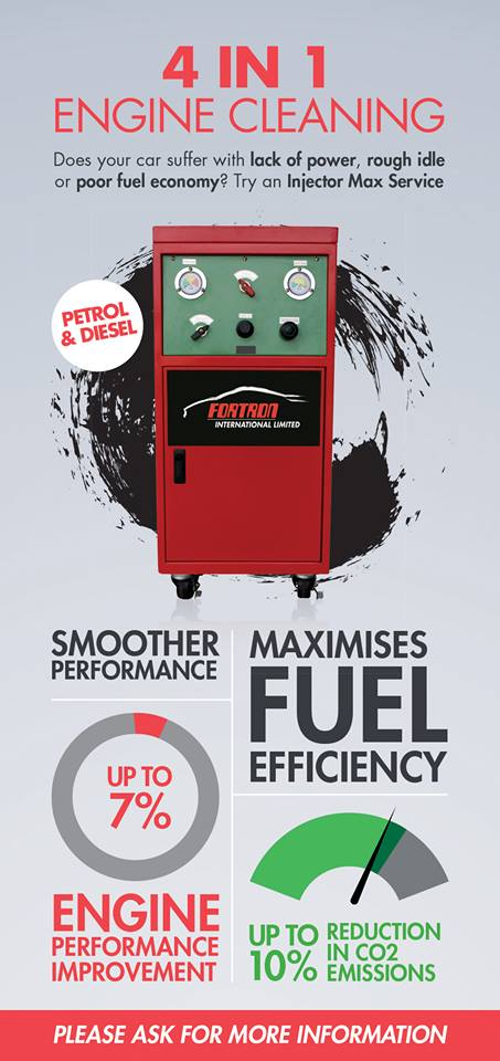 Fortron Injector Max Service